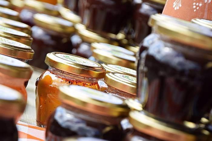 variedad de mieles